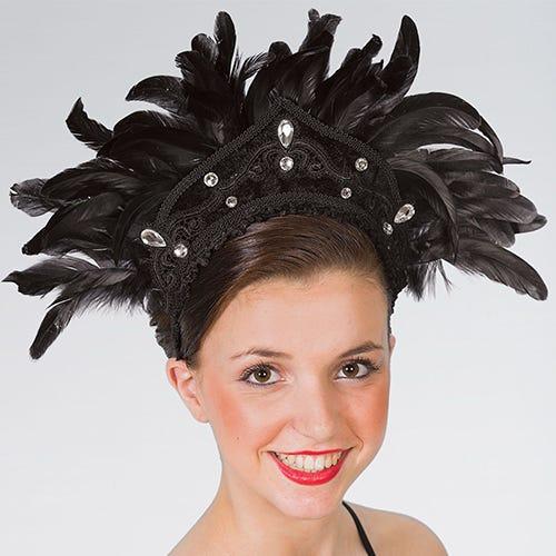 Feather Headdresses