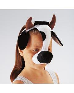 Cow Headband With Sound