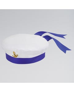 Sailors Anchor Motif Hat