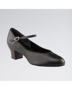Capezio Suede Sole Junior Footlight™ Character Shoe