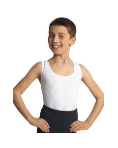 1st Position Boys Sleeveless Leotard