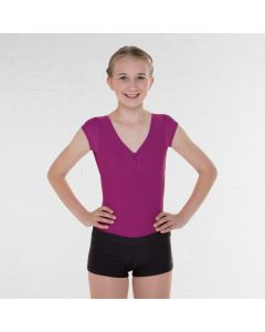 ABD Female Jazz Modern Acro Shorts (Matt)