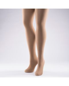 Economy Natural Tights - Adult One Size (Honey Beige)