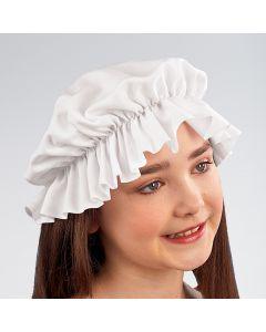 Economy White Mop Cap