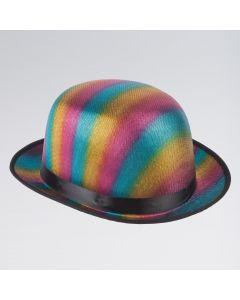 Multi Coloured Foil Bowler