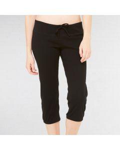 Bella Capri Scrunch Cropped Pants