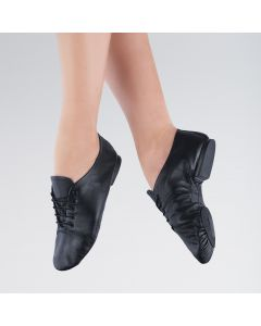 1st Position Split Sole Jazz Shoes