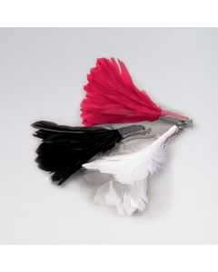 Plume Feather Hair Clip