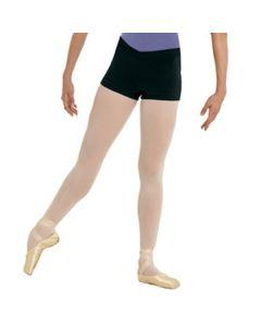 Bloch Arabesque V Front Shorts Black