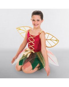 Fantasy Fairy Dress with Wings