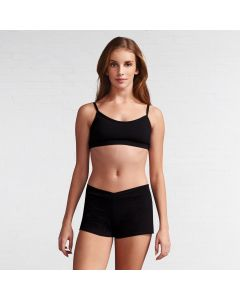 Capezio Classics Black Bra Top with Bratek