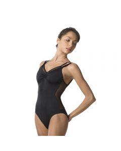 Dans-ez Double-Layer Microfibre Leotard