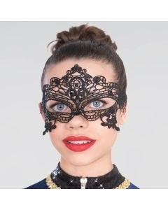 Lace Eye Mask Symmetrical