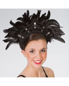 Carnival Feather Headdress