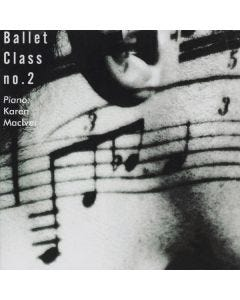 Karen MacIver Ballet Class No.2 CD