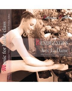 Rendez-Vous Ballet Class Music for Intermediate Level