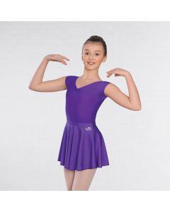 UTD Level 1-3 Ballet & Tap Delphinium Circular Skirt