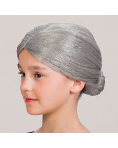 Granny Wig Grey Child Size