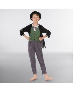 Victorian Boy Costume