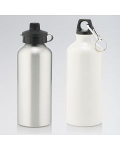 Water Bottle 600ml with 2 Cap Styles