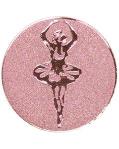 Metal Ballerina Centre