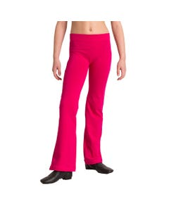 Plume Boot Leg Jazz Pants