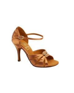 Supadance Satin Competitive Dancer Shoe