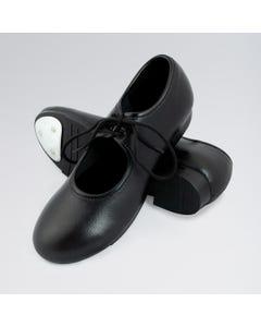 1st Position Economy Lace up Toe Tap Shoes