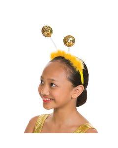 Gold Sequin Headboppers