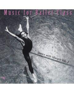 Margot's Ballet Class 2 (CD)