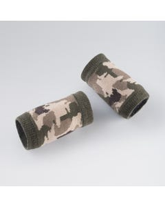 Camouflage Wrist Band Pair